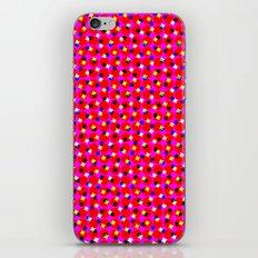 PINK DOT & STAR  iPhone & iPod Skin
