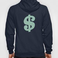 Mint Dollar Hoody