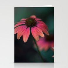 Echinacea Sunest Stationery Cards