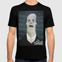 The Abominable Snowman Mens Fitted Tee Black SMALL