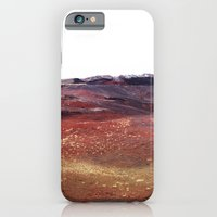 Rainbow rocks, Iceland iPhone 6 Slim Case