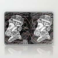 Umbrella Queen Laptop & iPad Skin