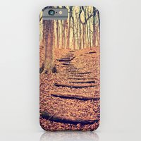 iPhone & iPod Case featuring Path in the Woods by Jo Bekah Photography & Design