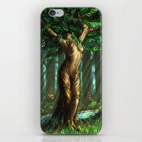 Daphne's Metamorphosis iPhone & iPod Skin