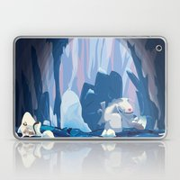 inside iceberg Laptop & iPad Skin