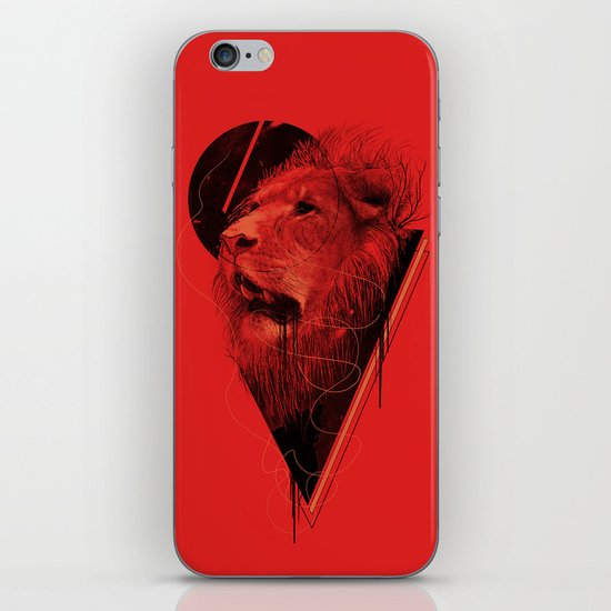 Hunger Strike iPhone & iPod Skin
