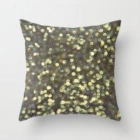 Pixie Dust II Throw Pillow