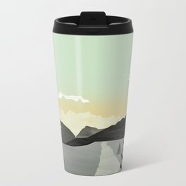 Travel Mug - Misty Mountain II - Schwebewesen • Romina Lutz