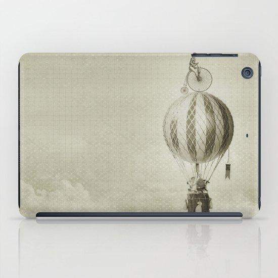riding high 02 iPad Case