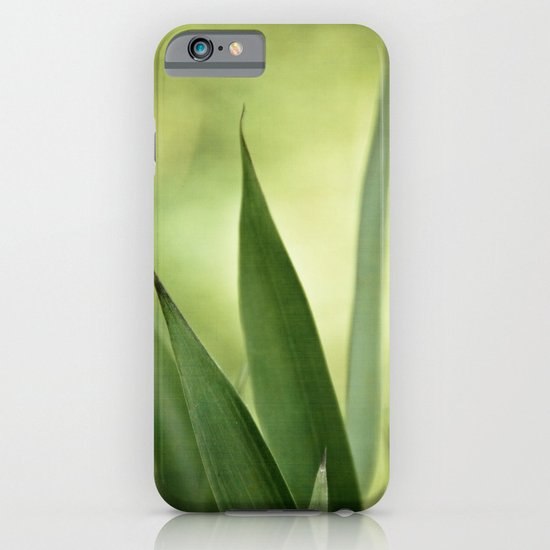 bamboo abstract iPhone & iPod Case