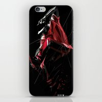 RUIN The LEGIONKILLA X K… iPhone & iPod Skin