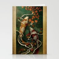 Autumn Kois Stationery Cards