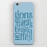 Oh My! iPhone & iPod Skin