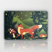Protector Of The Innocen… Laptop & iPad Skin