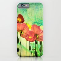 iPhone & iPod Case featuring Poppy  by LudaNayvelt