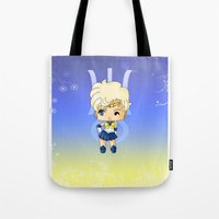 Sailor Uranus Tote Bag