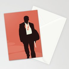 Minimalist Bond: Casino Royale Stationery Cards