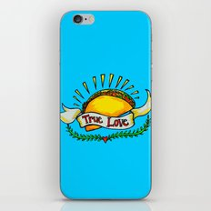 True Love Tacos iPhone & iPod Skin