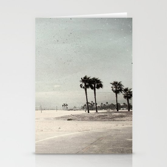 Venice Beach Stationery Card