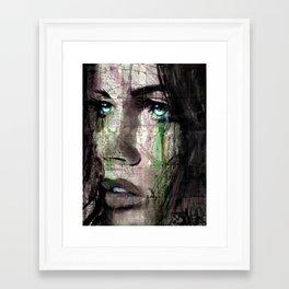 Framed Art Print - ALWAYS NEVER - LouiJoverArt