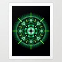 Gateway 8 Art Print