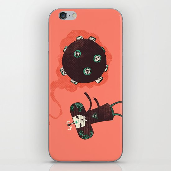 Katamari of the Dead iPhone & iPod Skin