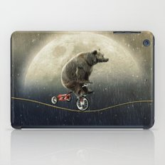 balancing act (under the weather) iPad Case