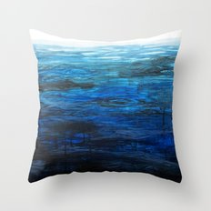 Sea Picture No. 4 Throw Pillow