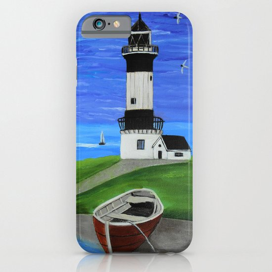 Lighthouse 4 iPhone & iPod Case