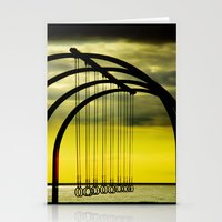 Beach Rings Stationery Cards