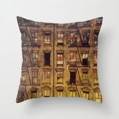 The Fire Next Time Throw Pillow