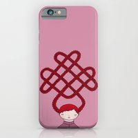 iPhone & iPod Case featuring Celtic Knot by Cate Anevski