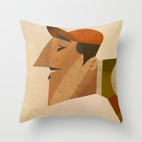 Italo Throw Pillow