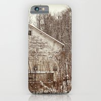 iPhone & iPod Case featuring Faded Beauty by DeLayne