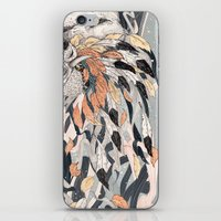 Magic Breeze iPhone & iPod Skin