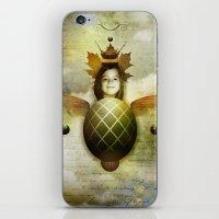 Mothe iPhone & iPod Skin
