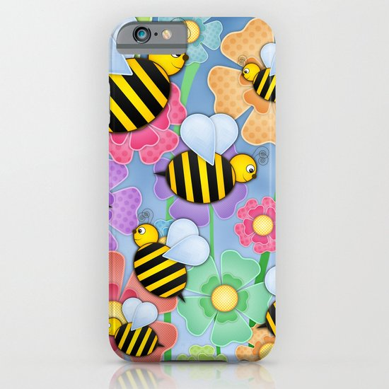 Busy Buzzers. iPhone & iPod Case