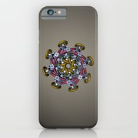 iPhone & iPod Case featuring Mega Base by Charles Emlen