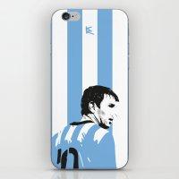 Messi Argentina iPhone & iPod Skin