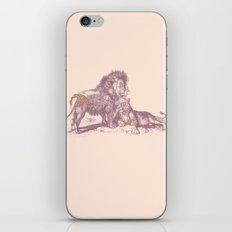 Rrrrauwch! iPhone & iPod Skin