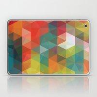 Transparent Cubism Laptop & iPad Skin
