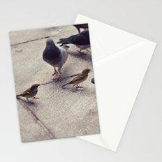 I envy birds Stationery Cards