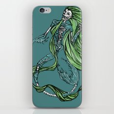 Death of a Siren iPhone & iPod Skin