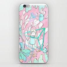 Awake in your dreams iPhone & iPod Skin