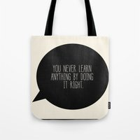 Learning Tote Bag