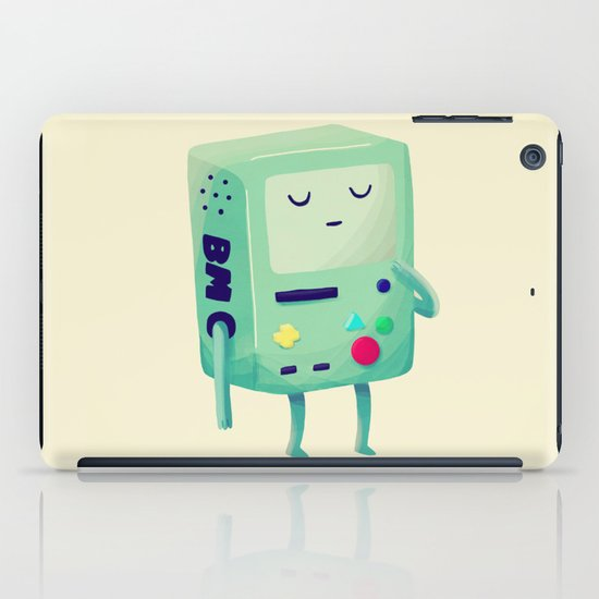 Who Wants To Play Video Games? iPad Case