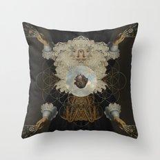 Astharte-Isis Throw Pillow
