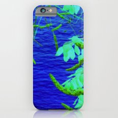 Blue Nature Slim Case iPhone 6s