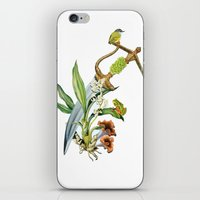 Die By The Sword iPhone & iPod Skin