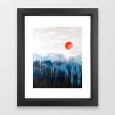 Sea Picture No. 3 Framed Art Print